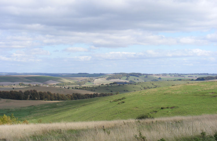 view,ridgeway,liddington