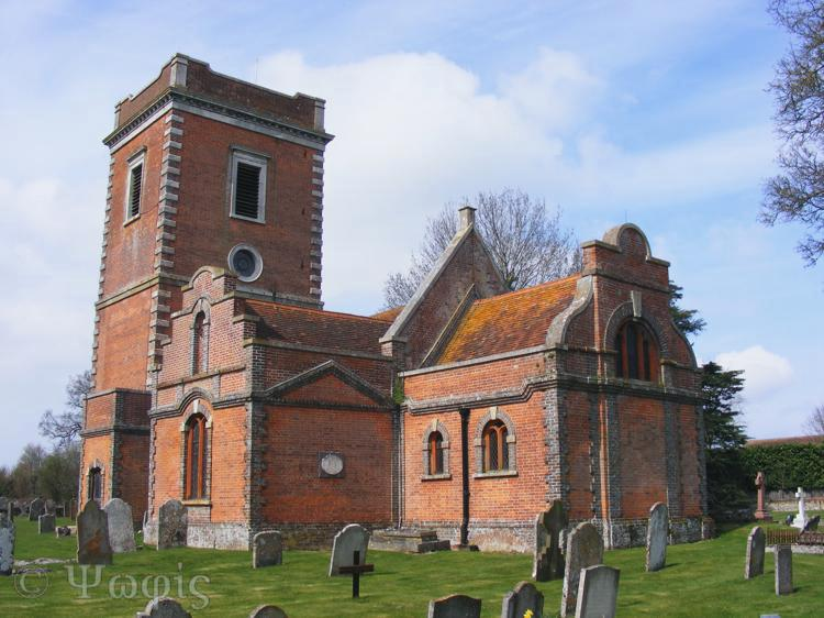 Wolverton Church