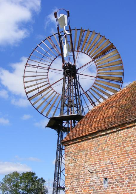 Windmill,Crux Easton