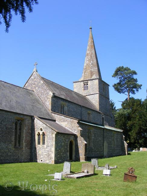 Little Bedwyn church,church