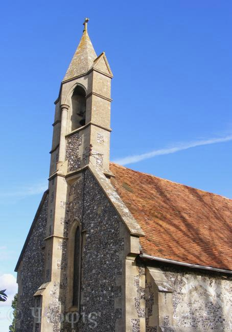 ipsden,ipsden church