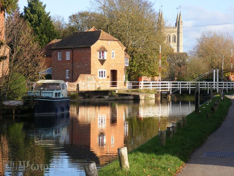 kennet and avon canal,newbury