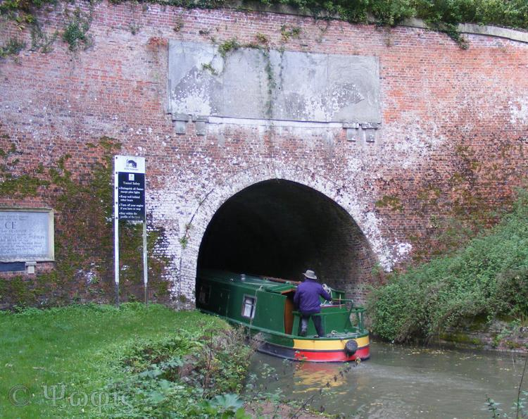 Bruce tunnel,kennet and avon