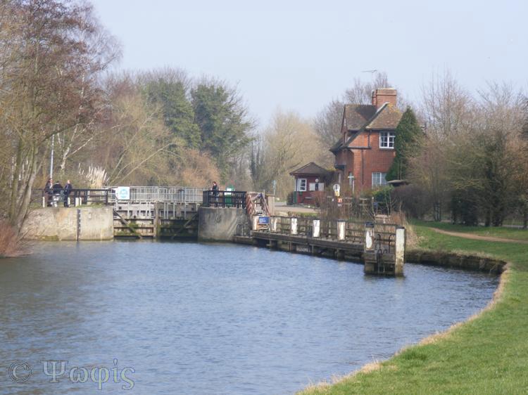 Abingdon,lock