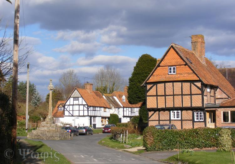 East Hagbourne village