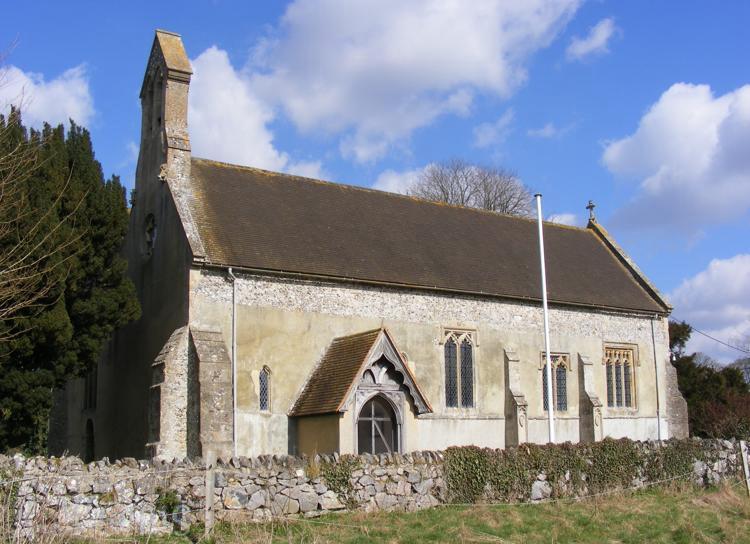 South Moreton church