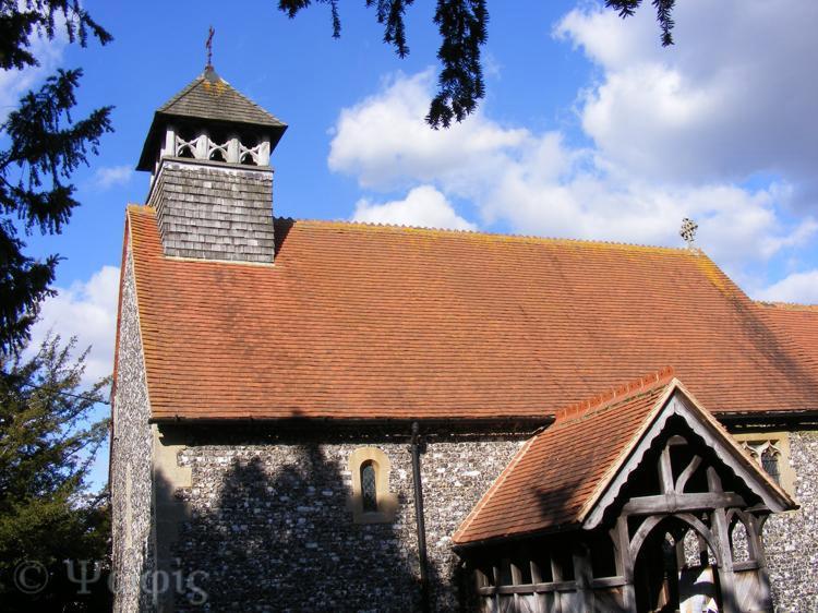 Upton church