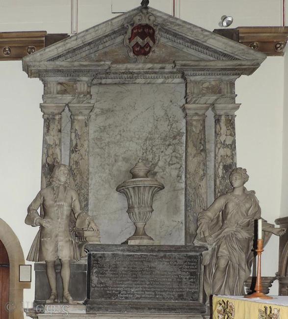 monument,East Woodhay