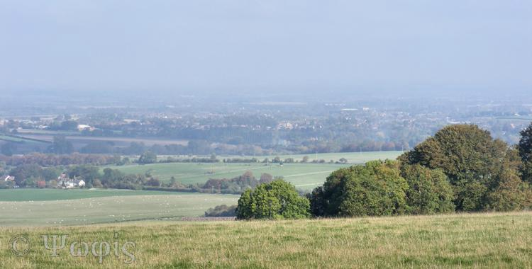 Wantage view