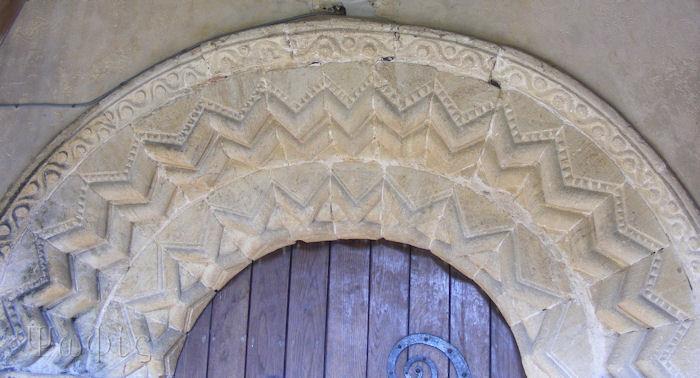 Chaddleworth Church Door Arch