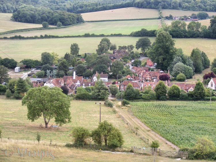 Turville village