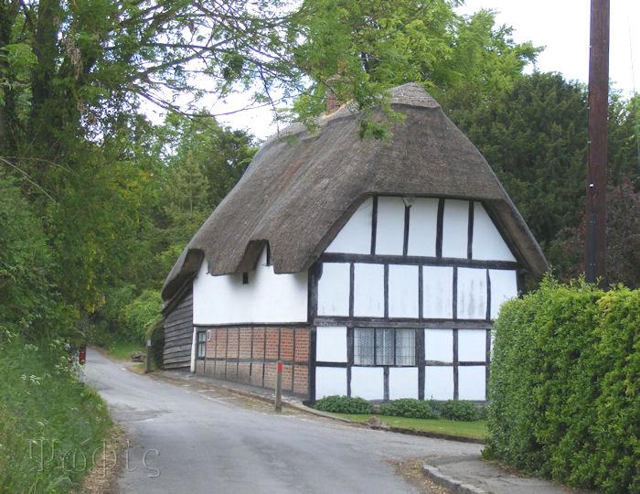West Hendred,glebe cottage