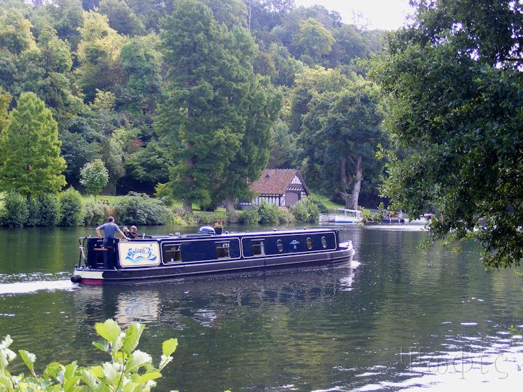 river,thames,boat