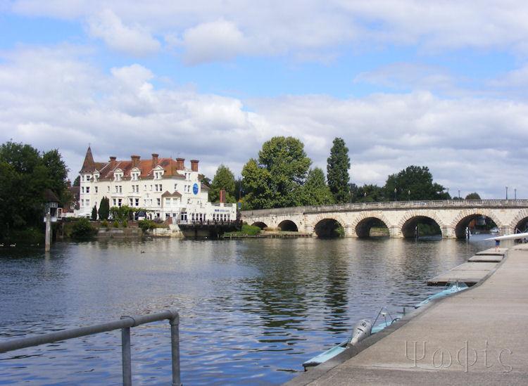 maidenhead,bridge