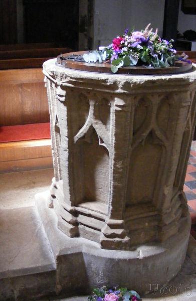 hurley church font