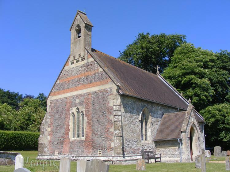 Huish church