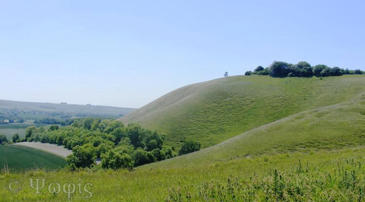 Martinsell hill