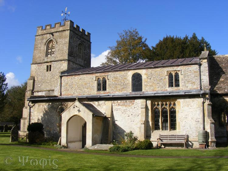 Mildenhall church,Minal church