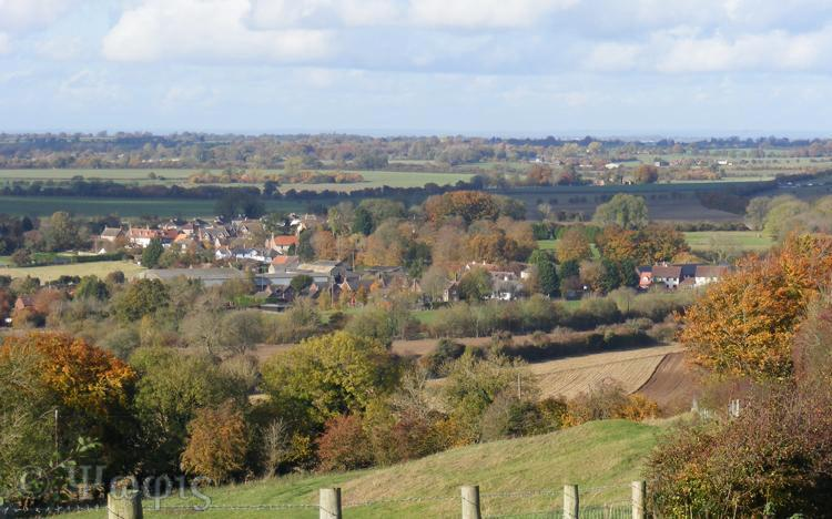 ogbourne st george,view