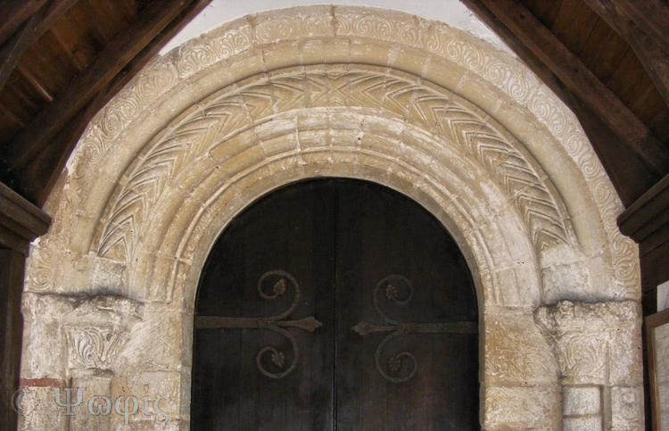 padworth church door