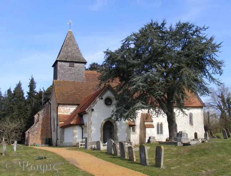 silchester,church
