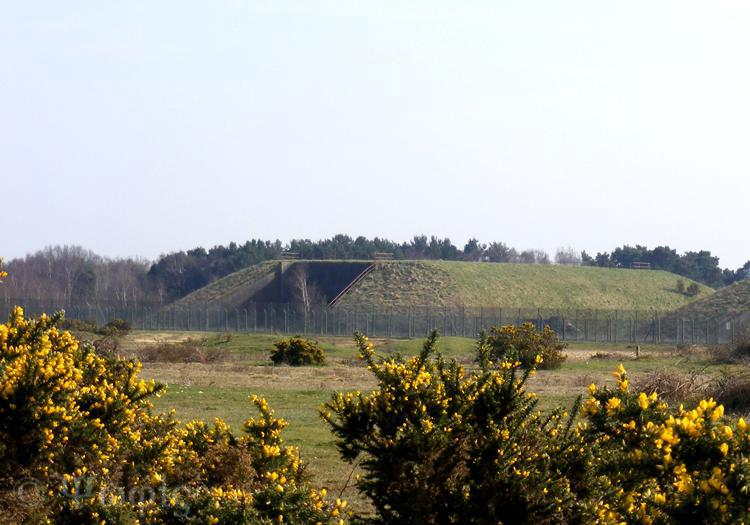 Greenham Common bunker