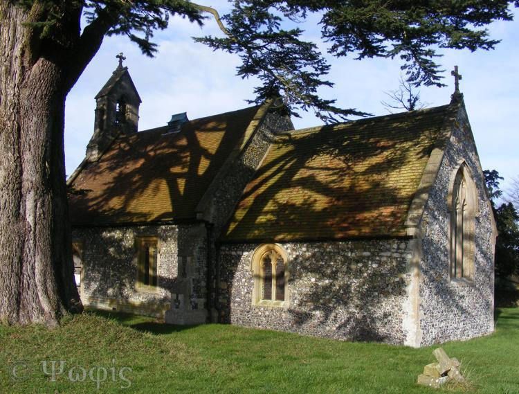 Oare,church