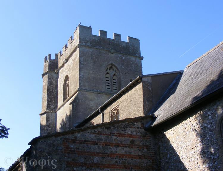 Ogbourne St Andrew,church