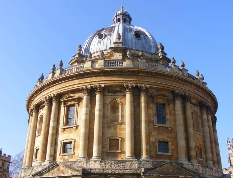 Oxford,Radcliffe Camera