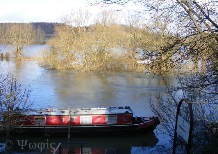 flood,Purley flood