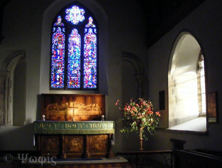 rotherfield peppard church