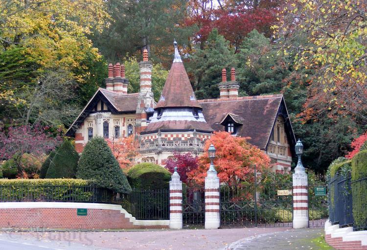 Friar Park,George Harrison,Henley