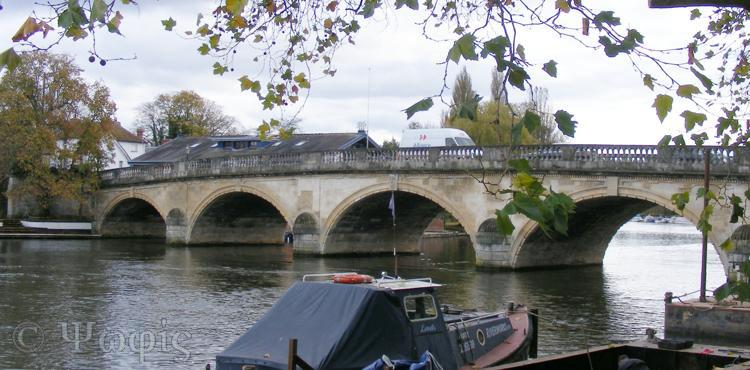 henley thames bridge