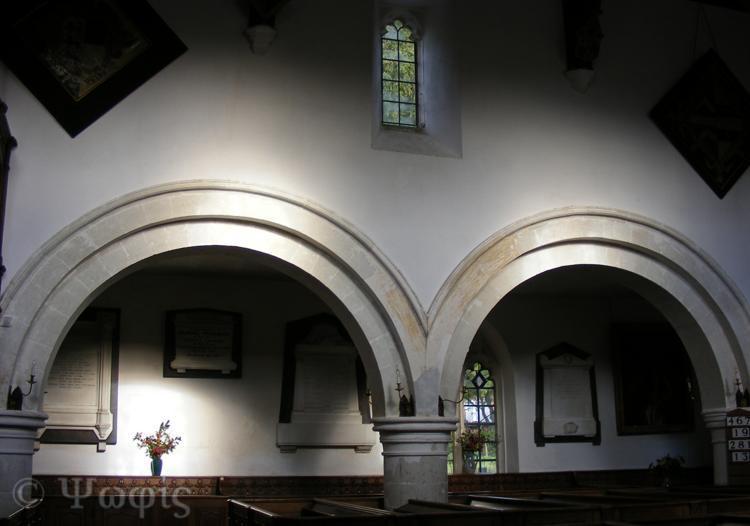mildenhall church