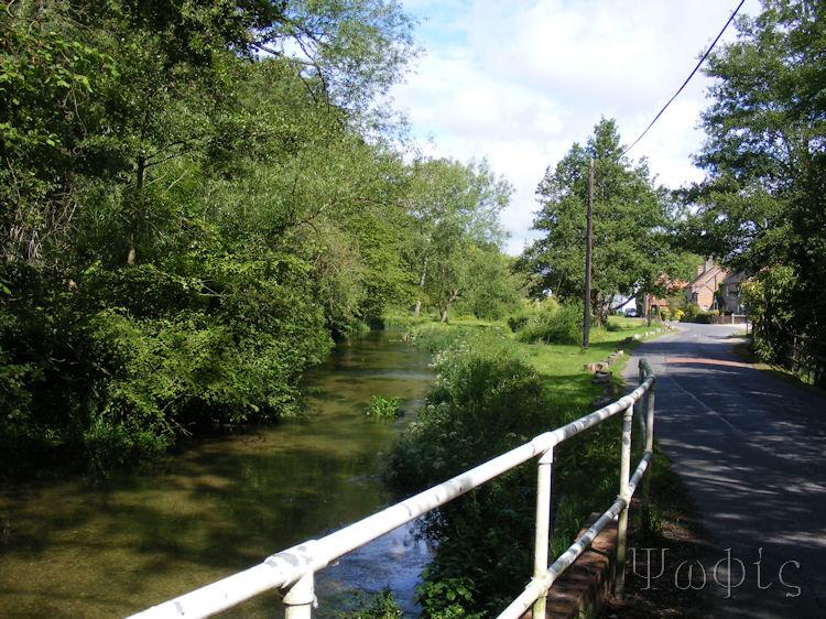 Bagnor,River Lambourn