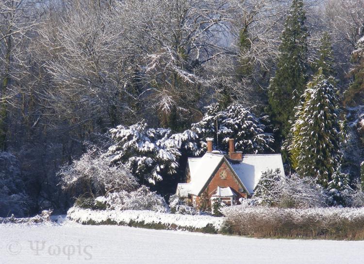 snow,sulham