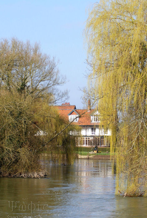 Sonning,Thames