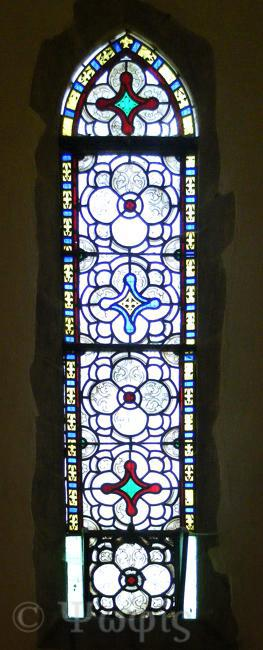Swyncombe Church Window