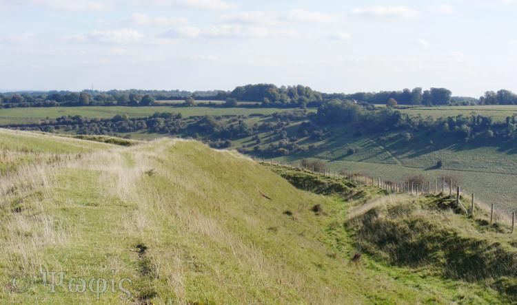 haydown hill,iron age fort