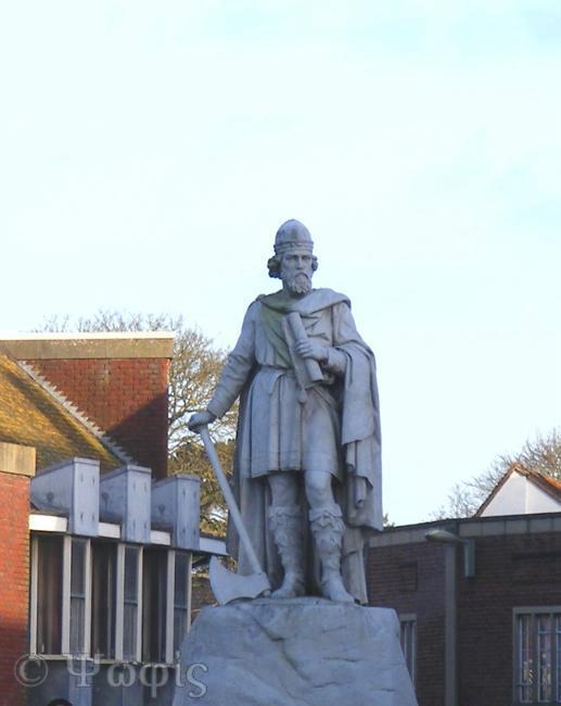 Wantage,King Alfred