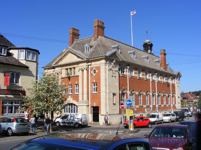 Henley-on-Thames,Town Hall