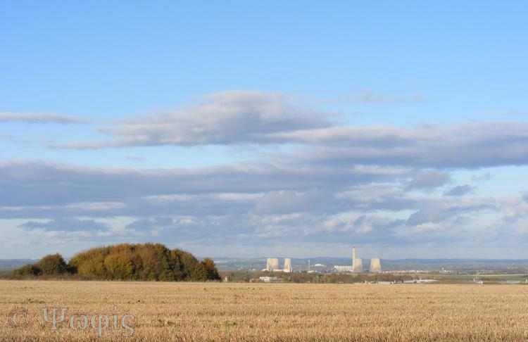 ridgeway,didcot power station