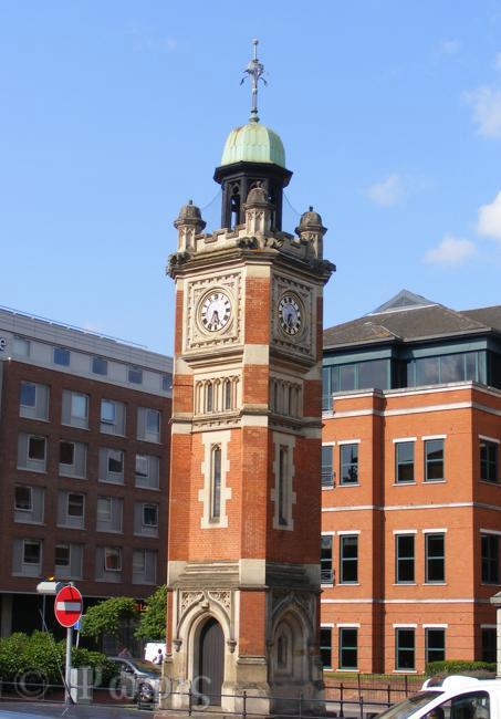 Maidenhead clock tower