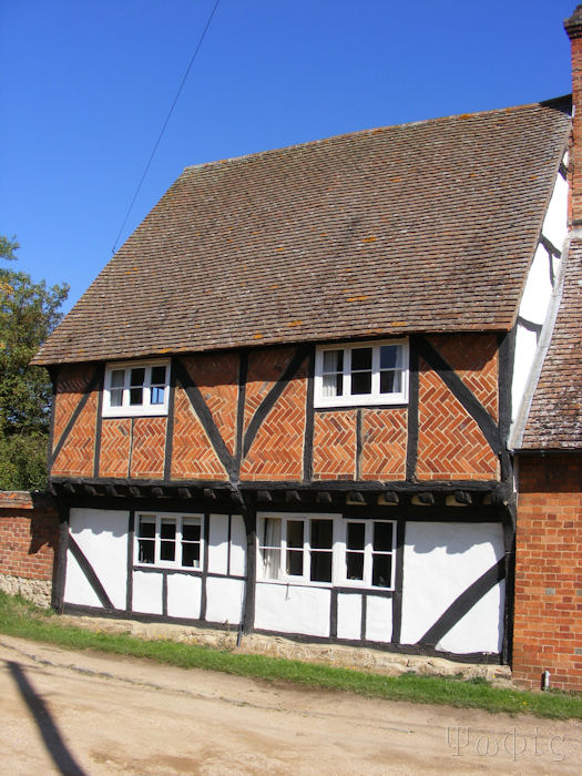 Long Wittenham,cottage