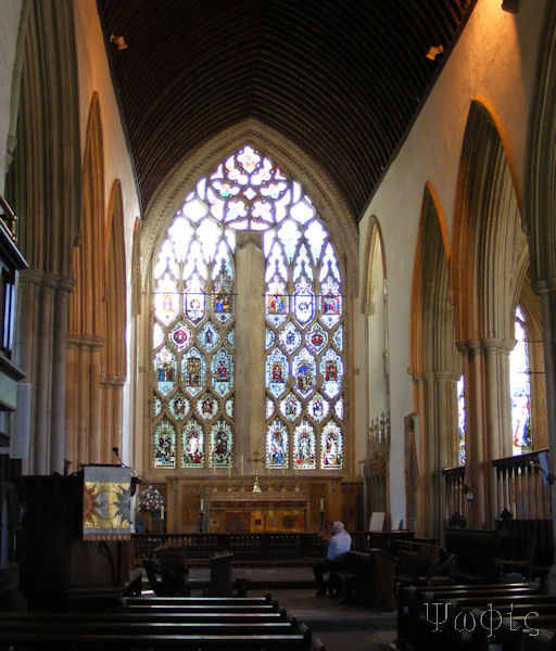 Dorchester,Dorchester Abbey