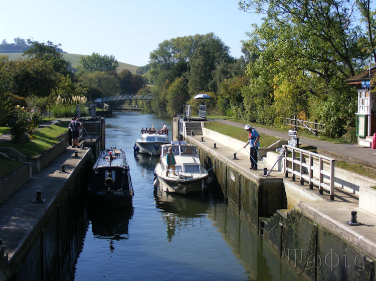 Day's Lock,Dorchester