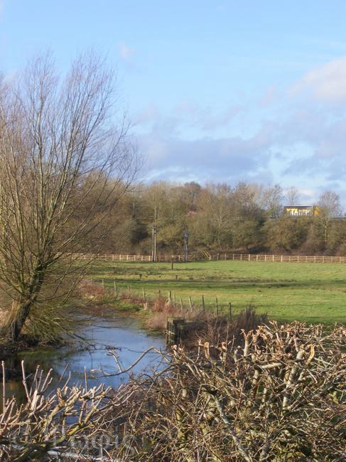 River Pang at Frilsham
