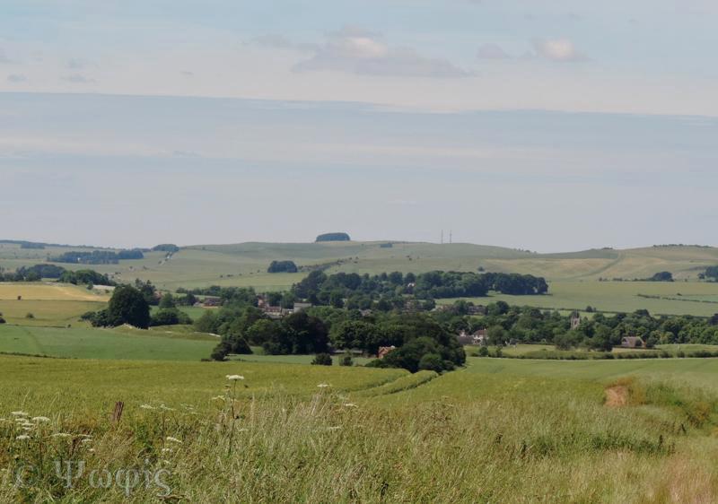 Avebury view