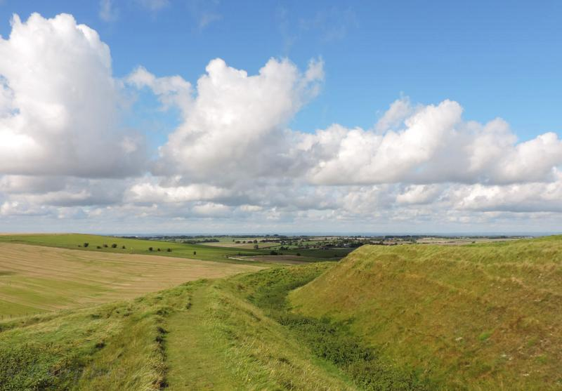 barbury castle,hill fort