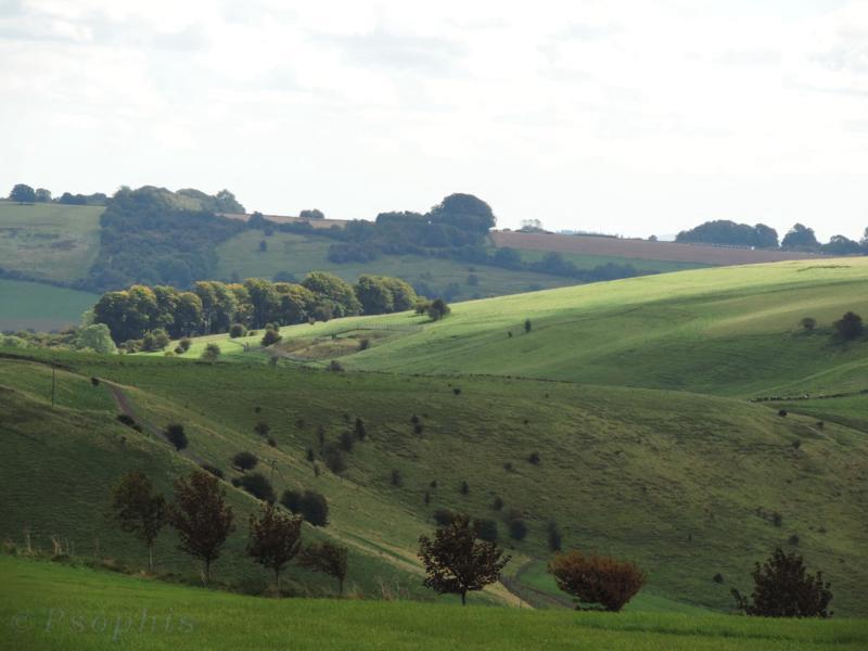 Smeathes Ridge,view